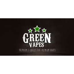 E-Liquides Greenvapes 10 ml pack de 3