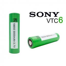 Accu Sony VTC6A 3000mAh 35A
